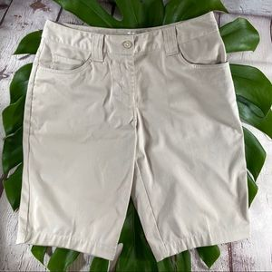 Slazenger Tan Golf Shorts